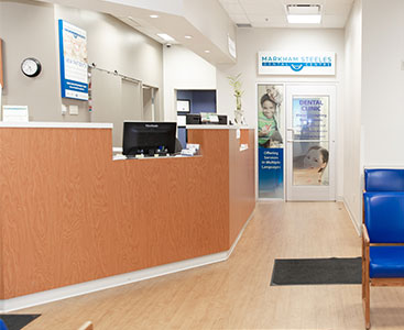 About Markham Steeles Dental Centre